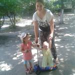 Помогу с детишками (не на п/о)