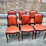 Ремонт рассохшихся стульев.