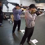 Обучение стрельбе из пневматического оружия