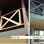 Реставрация балконных ограждений