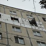 Общивка стен квартиры пенопластом - утепление.
