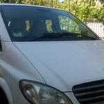 Предоставляю услуги для перевозки VIP пассажиров на микроавтобусе Мерседес Вито, 7 мест.