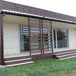 """Строительство деревянных каркасных домов """"под ключ""""."""