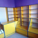 Сборка и изготовление торговой мебели