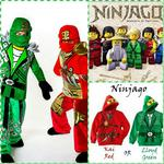 Аниматоры Ниндзяго