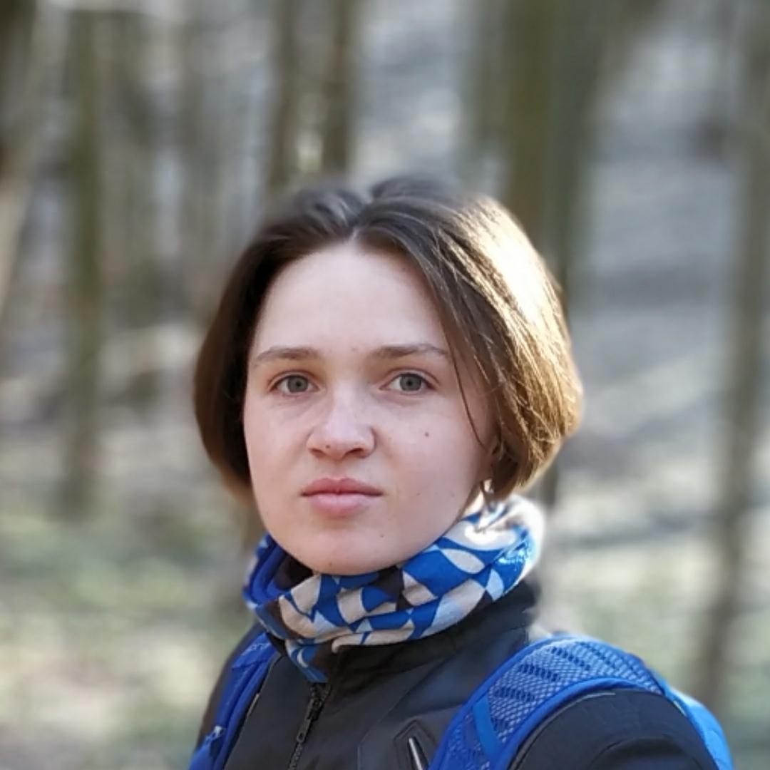 Daryna Diachok