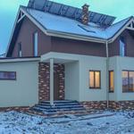 Канадский дом из сип панелей под ключ в Украине!
