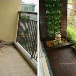 Ремонт балкона під ключ, лоджія обробка, лоджія під ключ