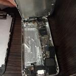 Замена АКБ батареи iPhone 5 айфон 6