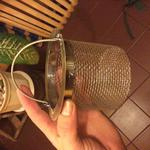 Изготовление фильтра с нержавейки для фонтанов  .