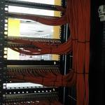 Структурована кабельна система офиса 250 портов
