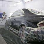 Предоставляем услуги по покраске рихтовке авто(пайке бамперов).