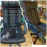 Перетяжка домашней и офисной мебели