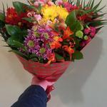 Доставка цветов в любую точку города