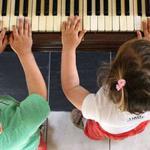 Увлекательные уроки игры на фортепиано, Киев
