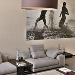 Изготовление дизайнерского дивана в квартиру студию. Срок неделя. Цена договорная.