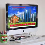 Сайт визитка(Landing Page)