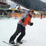 Инструктор по сноуборду (Сертифицирован по стандарту ASSIU)
