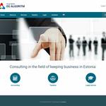Корпоративный мультиязычный сайт на WordPress.