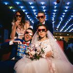 Свадебная съемка с изюминкой