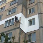 Фасадные работы, утепление стен ремонт под ключ