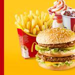 Доставка еды из Макдональдс