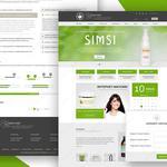Адаптивный дизайн для корпоративного сайта