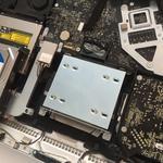 Установка SSD в iMac