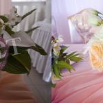 Фотообработка букета. Ретушь, восстановление цветов, цветокорреция.