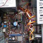 Очистка ноутбука\ПК від пилу.Встановлення Windows, драйверів, програм.