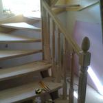 Виготовлення балясин на сходи.