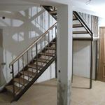Изготовление и монтаж - Лестниц, решоток, перегородок