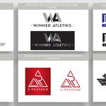 Разработка логотипов (3-6 варианта)
