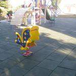Устройство детских игровых и спортивных площадок