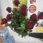 Доставка цветов 11 роз,22.11.2016