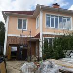 Отделка и ремонт фасадов