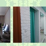 Выполняю ремонт под ключ, декоративная плитка, штукатурка, шпаклёвка, покраска, монтаж дверей, электропроводка и многое другое.