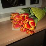 Доставка цветов.