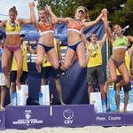Набор детей в секцию пляжного волейбола
