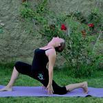 Йога для начинающих, йога для женщин!