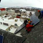 Солнечные панели: продажа и монтаж