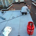 Гидроизоляция балкона рубероидом