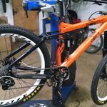 Сборка велосипедов из компонентов заказчика