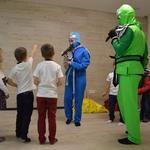 Оскар Огранизация Детских праздников в Одессе