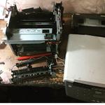 Заправка і ремонт лазерних принтерів.