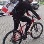 Велодоставка!