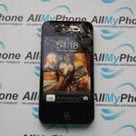 Переклейка стекла дисплейного модуля Apple iPhone 4 / 4S