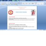 Помощь в оформлении и переводе буклетов и различных программ:тренинги, семинары и т.д.