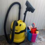 Генеральная и текущая уборка квартир и частных домов