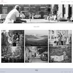 Сайт-візитка, адаптивна кросбраузерна верстка
